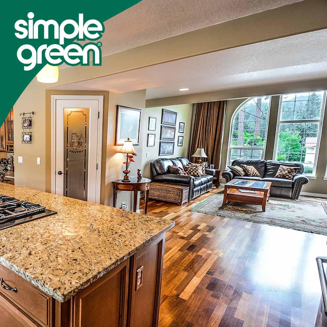 C mo limpiar todo tipo de suelos simple green hogar - Como limpiar suelo porcelanico ...